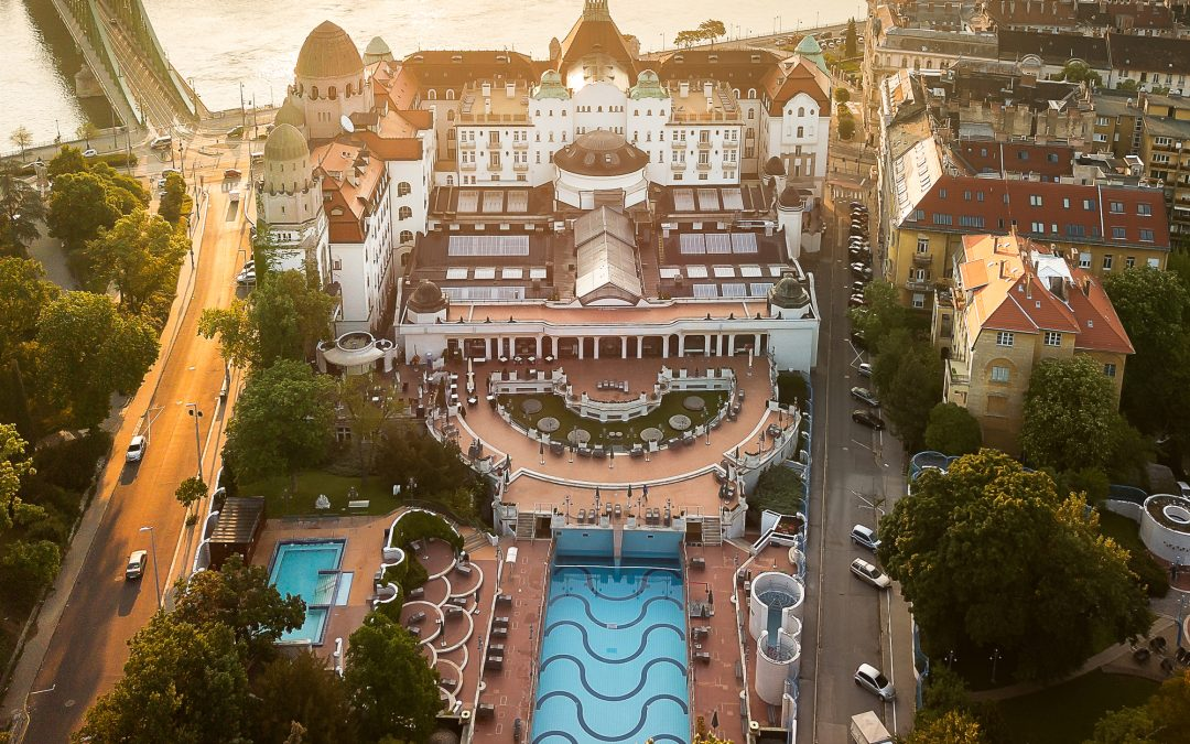 Discover the City of Spas & Get Your Youth Back in Budapest