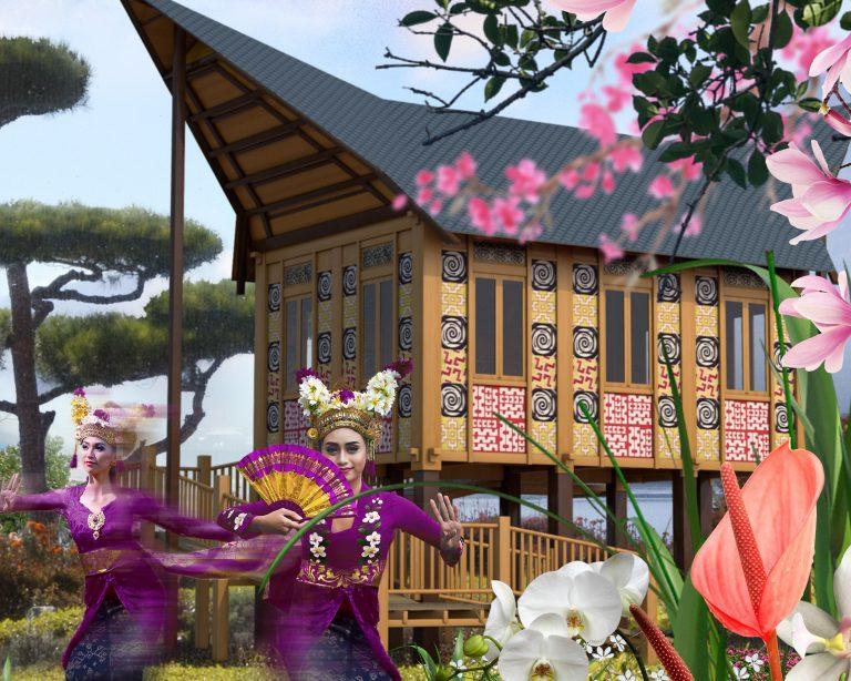 International Horticultural Exhibition Floriade Expo 2022. Image Floriade