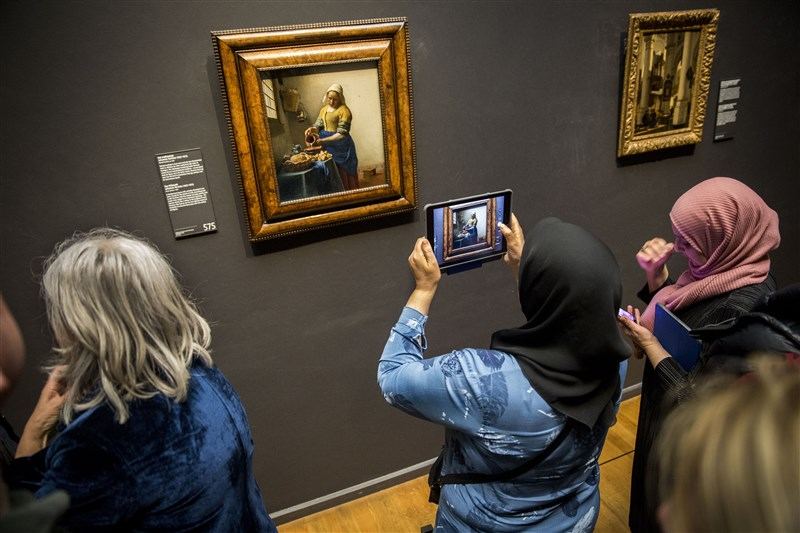 Visiting the Dutch Masters at the Rijksmuseum in Amsterdam