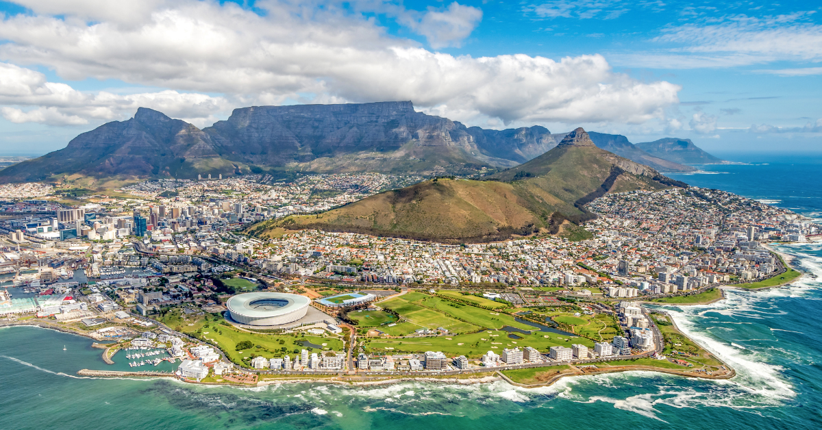 Beautiful Cape Town, South Africa