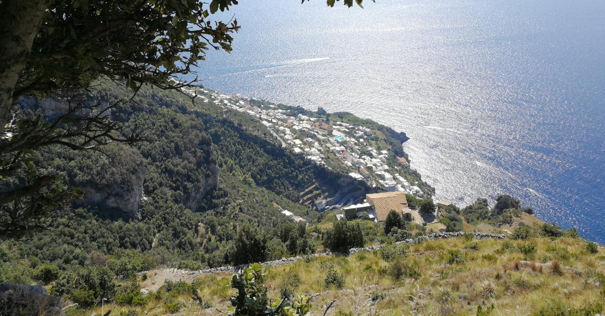 Hike along the Path of the Gods on the Amalfi Coast
