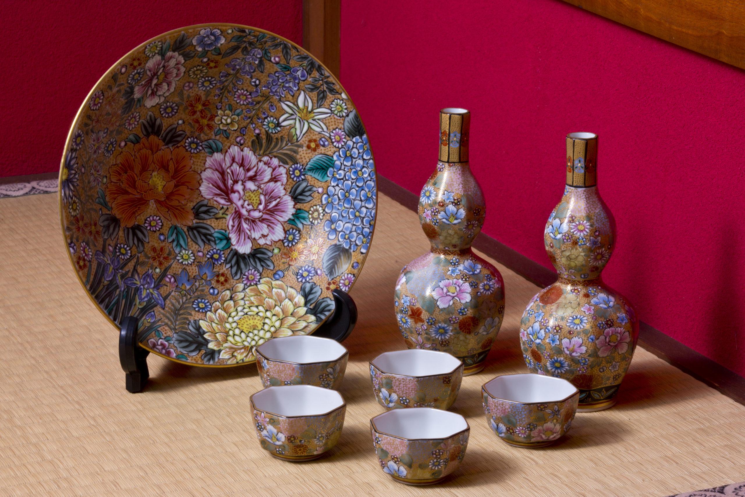 Kutani Ceramic Ware. Image: Kanazawa City