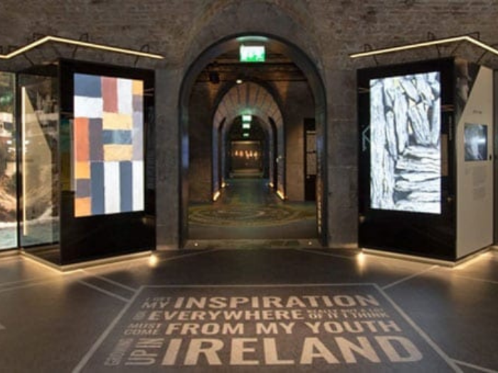 EPIC the Irish Emigration Museum, Europe's leading tourist attraction in 2019 & 2020. Image EPIC Museum