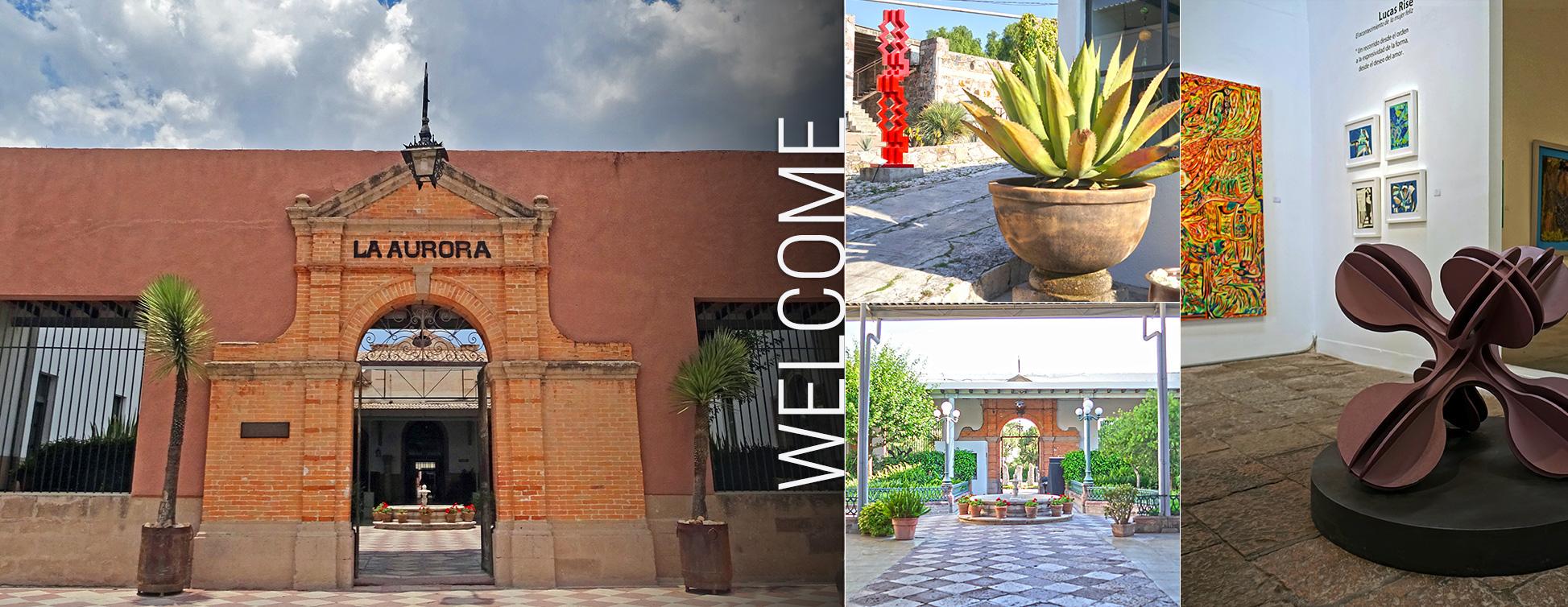 La Aurora, The Cultural Center of Art & Design, San Miguel de Allende