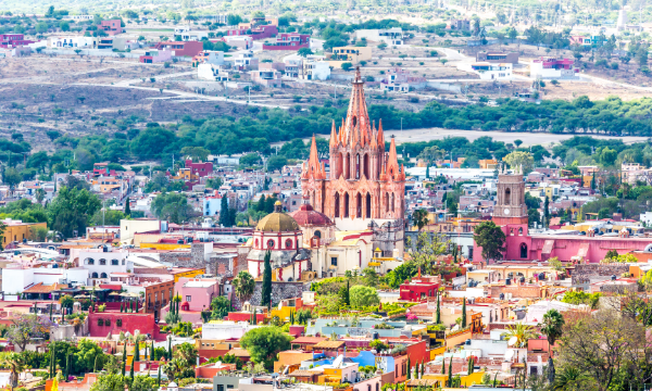 Charming San Miguel de Allende, Mexico